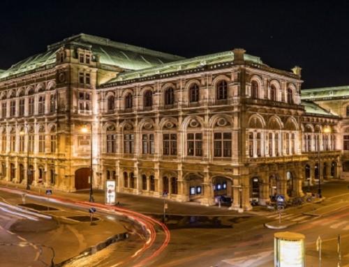 ¡Comenzamos nuestra semana en Viena con Pipol!