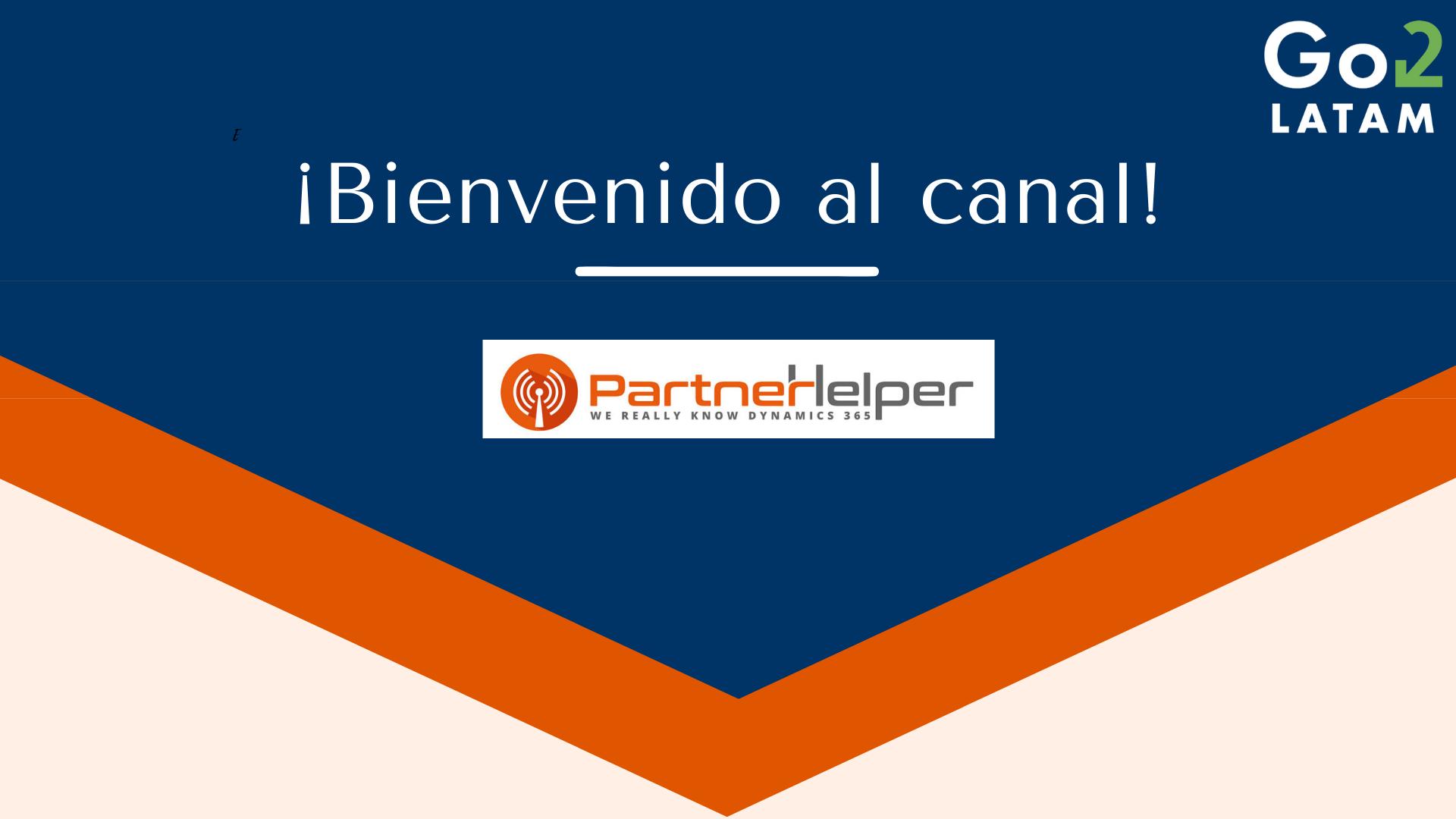 PartnerHelper nuevo partner de Go2Latam