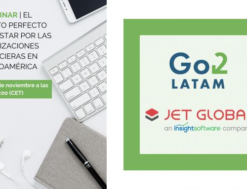 ¡Asiste al Webinar de Jet Global y Go2Latam!