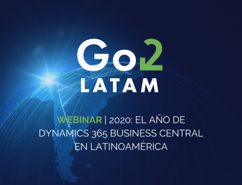 ¿Te perdiste el webinar 2020: El año de Dynamics 365 Business Central en Latinoamérica?