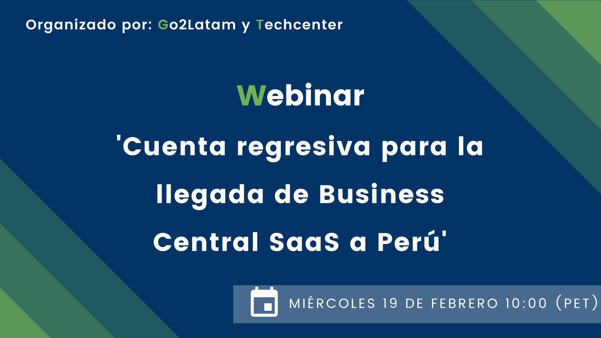 Business Central SaaS Perú