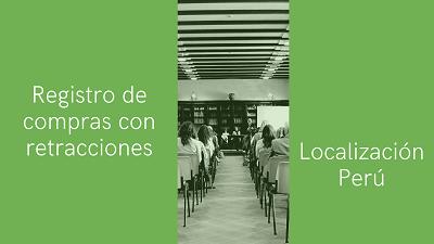 Funcionalidad local para Perú
