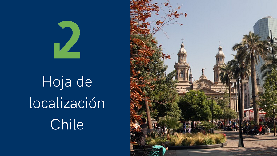 Localización Microsoft Dynamics Chile