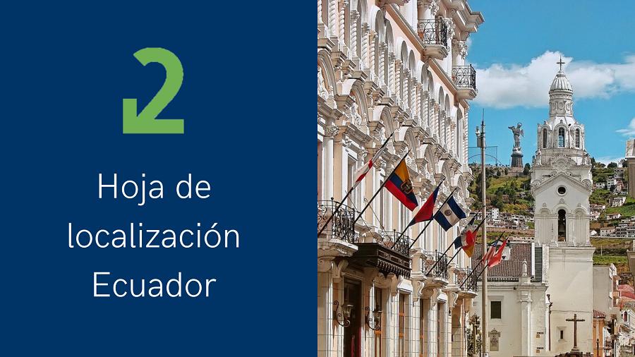 localización Microsoft Dynamics Ecuador