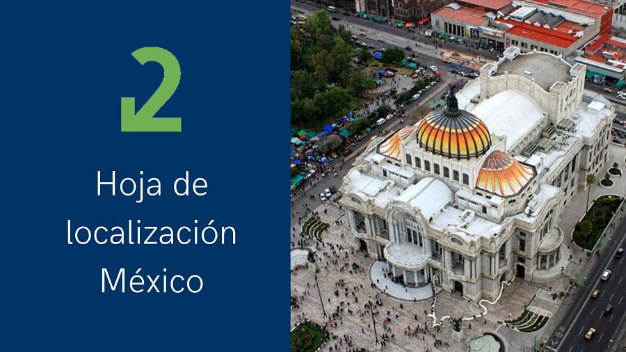 Localización Microsoft Dynamics México