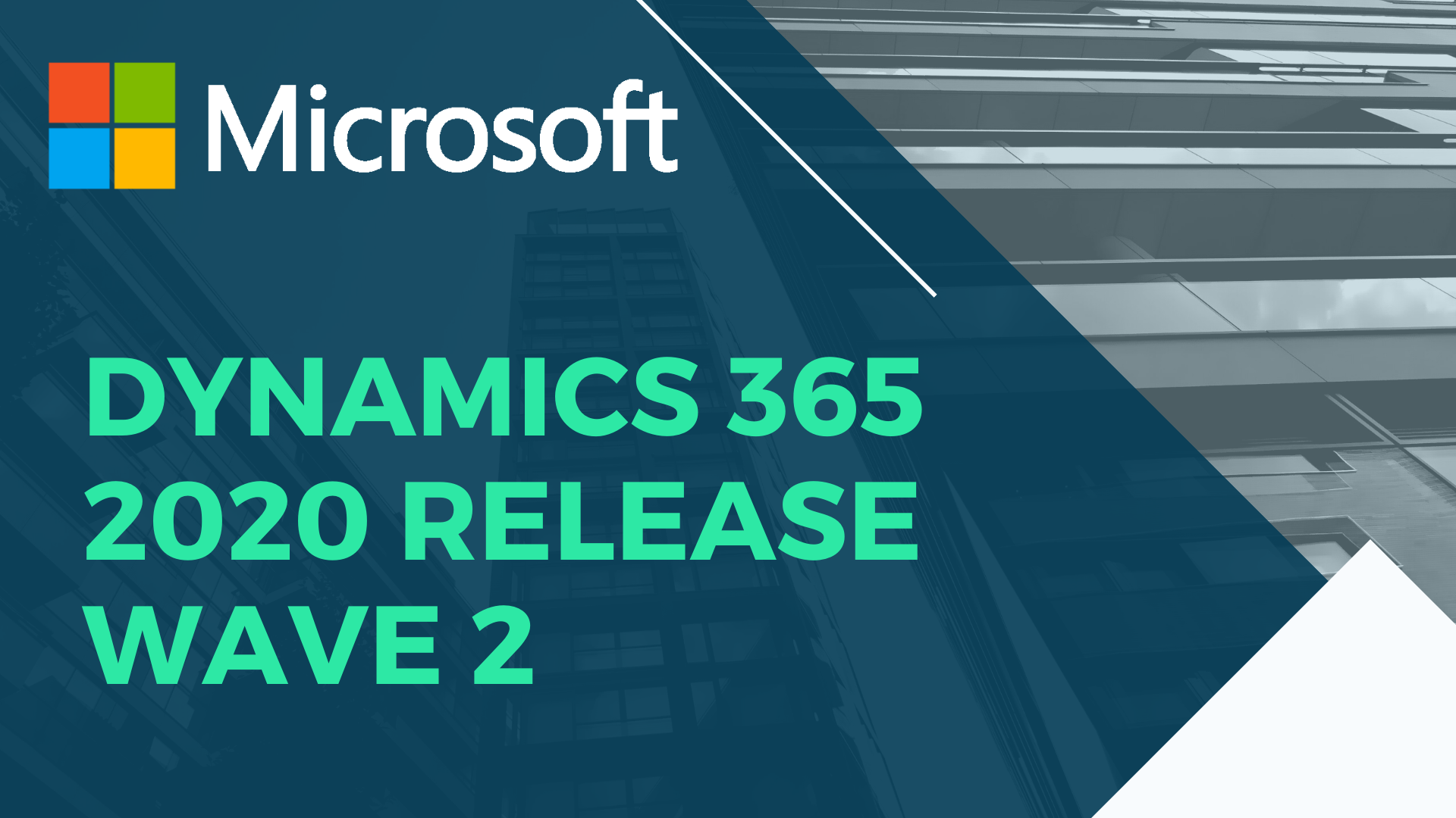 Guía Dynamics 365 Release 2020 Wave