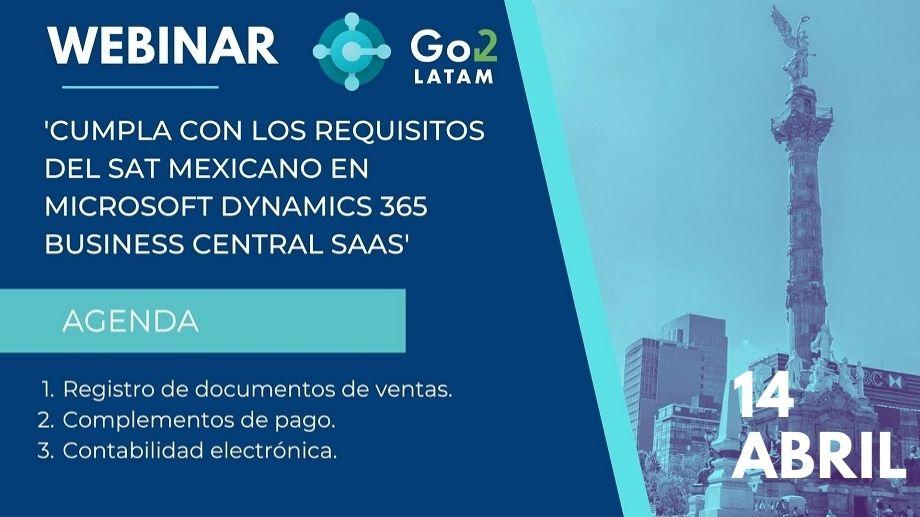 cumple sat mexico business central